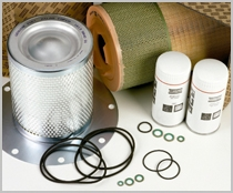 Separador Ar Oleo Atlas Copco JVA Compressores